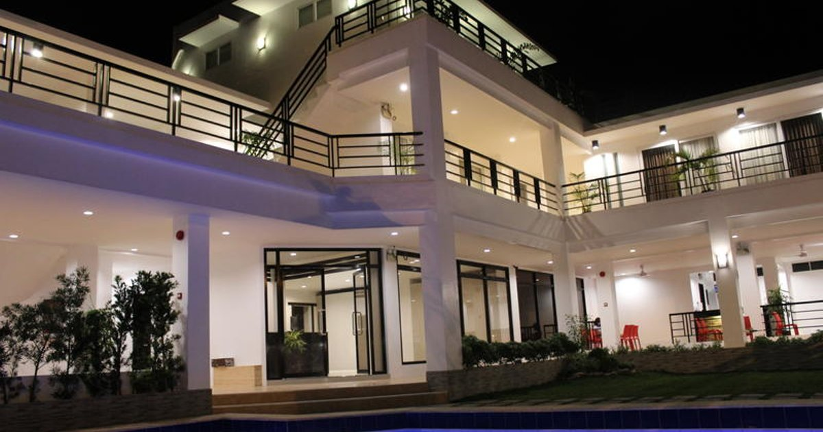 Be-ing Resort House Davao