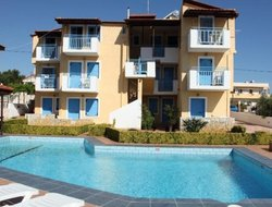 Pets-friendly hotels in Koutouloufarion
