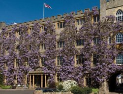 Top-6 romantic Taunton hotels
