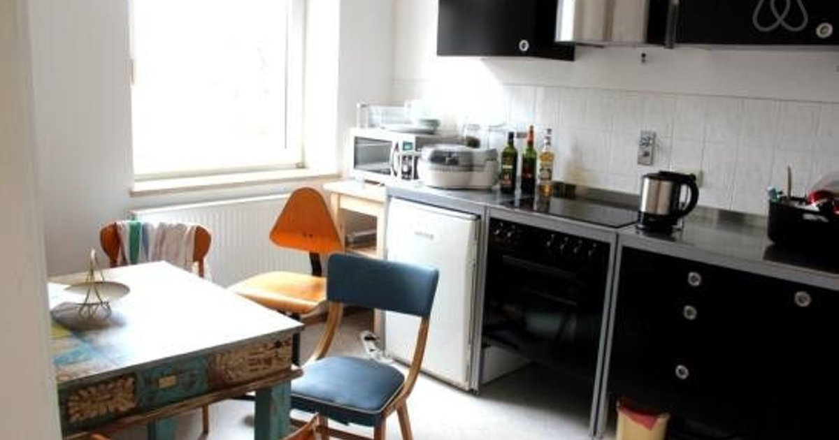 Very central flat - up to 4 persons