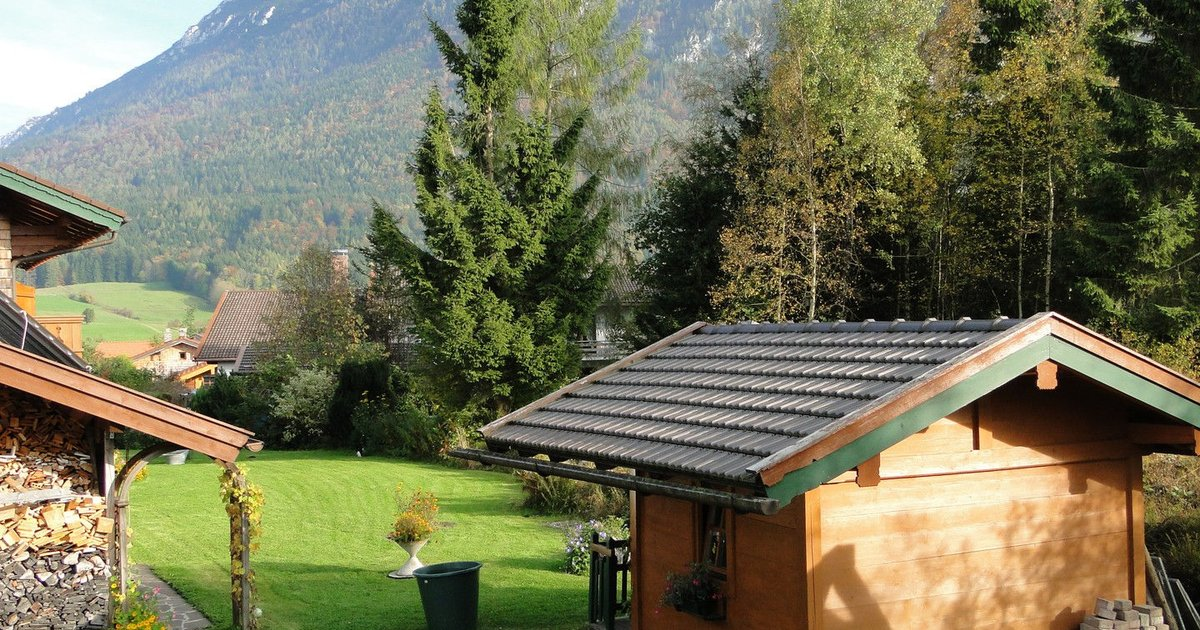 FeWo 4 Pers. Inzell 3 ZKB Balkon