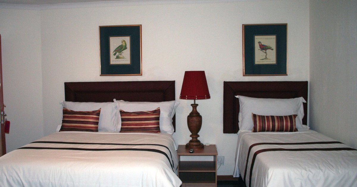 WHY Pay More? Stay at Ecotel Benoni
