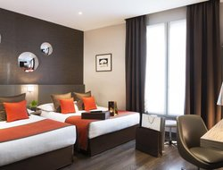 Montrouge hotels for families with children