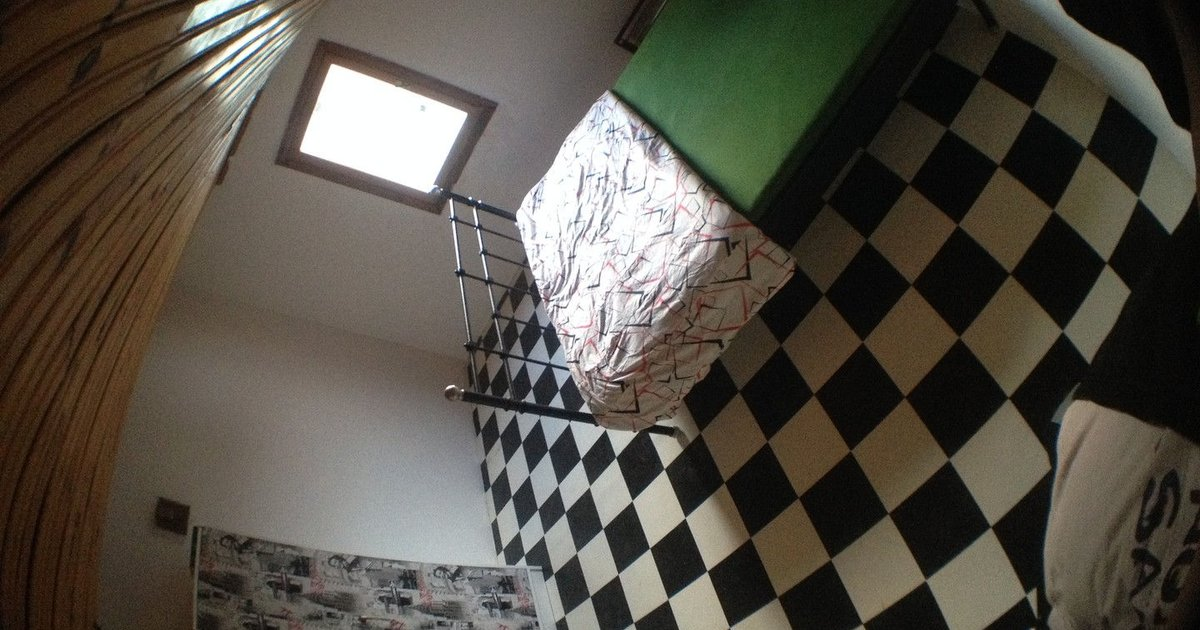 Large double room with private bath
