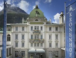 The most expensive Pontresina hotels
