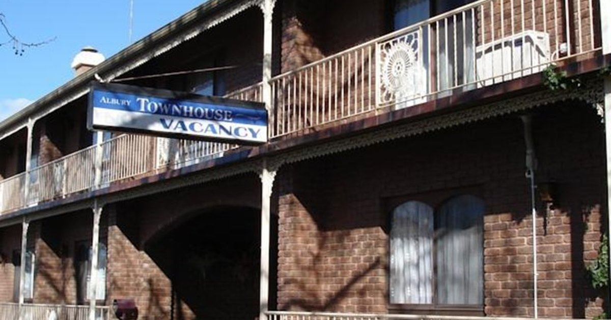 Albury Townhouse Motel