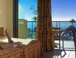 Jandia hotels with sea view