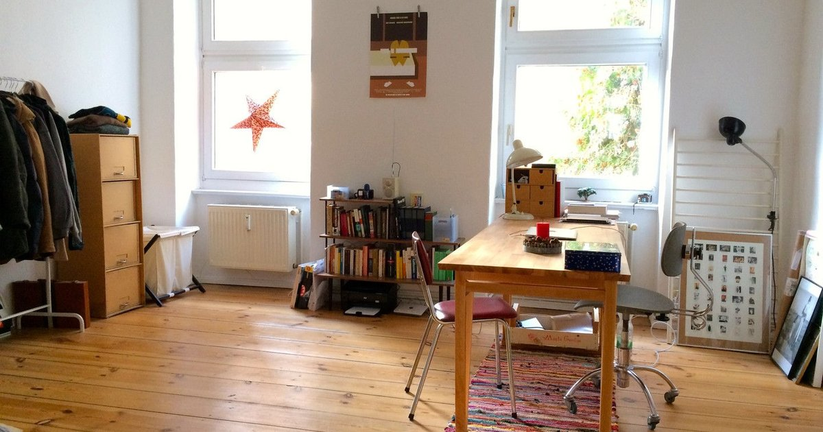 Cozy Apartment in Kreuzberg.