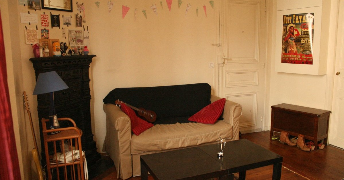 Cosy flat close to Montparnasse
