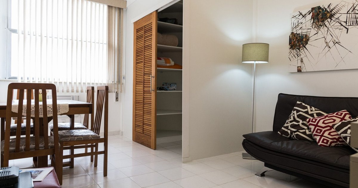 Style Apartment 1BR Copacbana