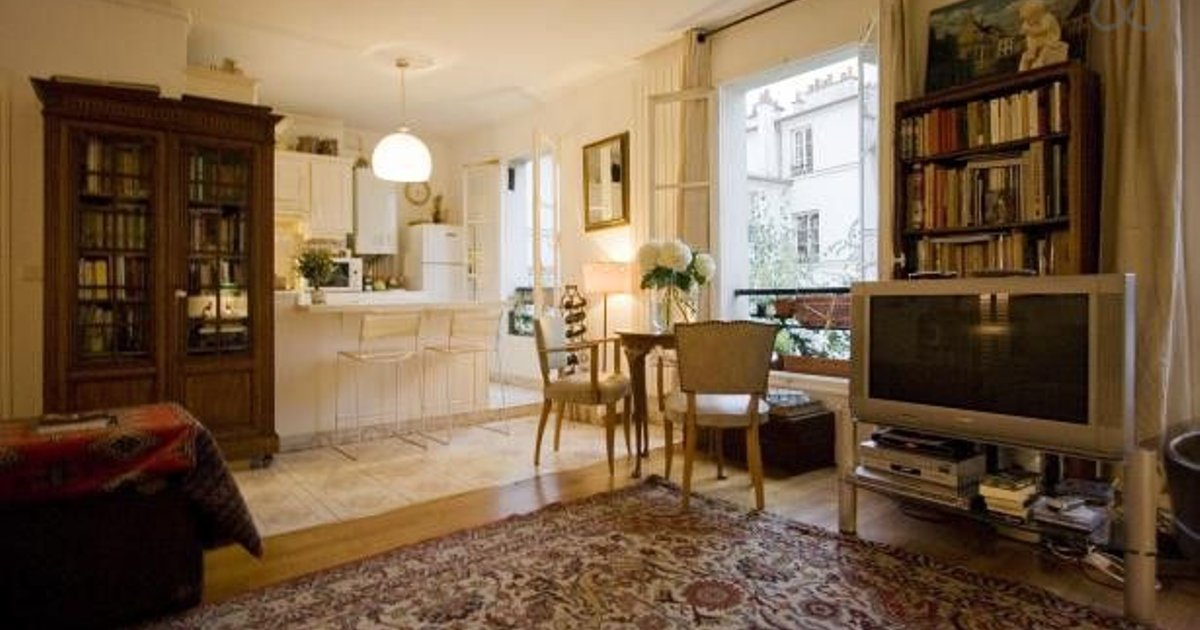 Gorgeous bright location le Marais