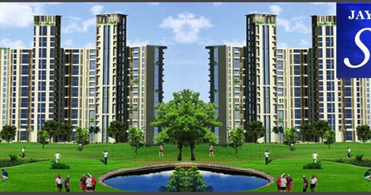 High-end studio at Jaypee greengolf