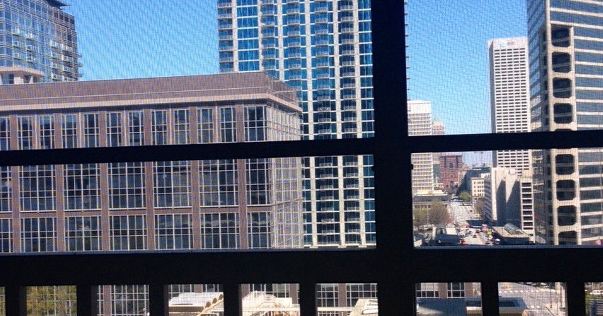Downtown Atlanta Highrise Condo