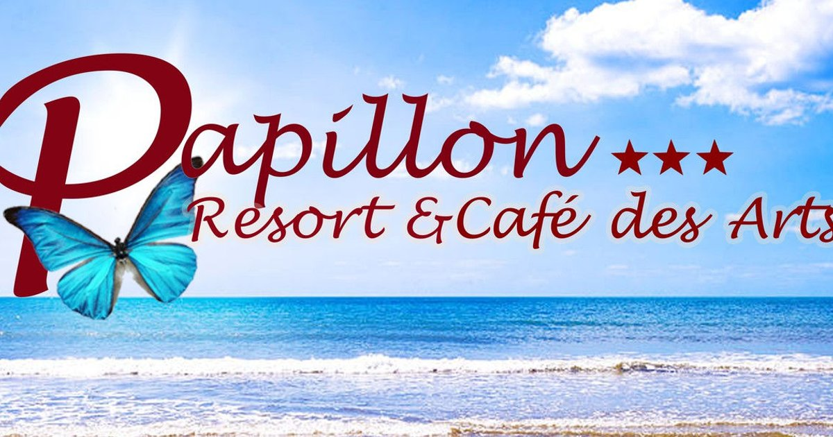 Papillon Resort*** Bungalows deluxe