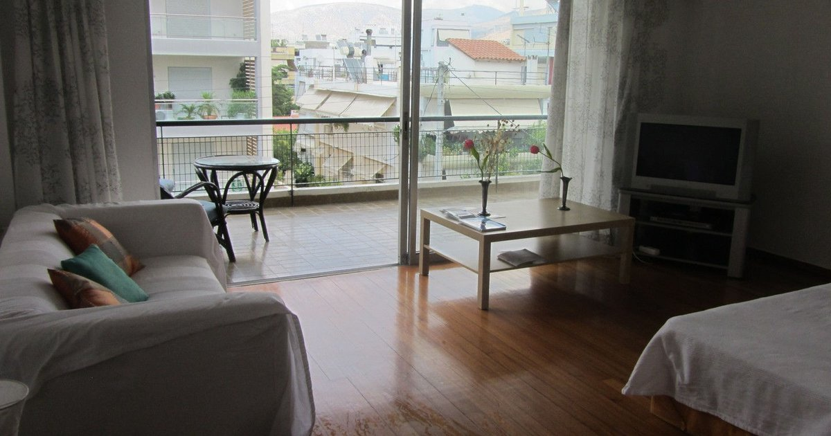 Athens-Voula, Beach Apartment 62m2