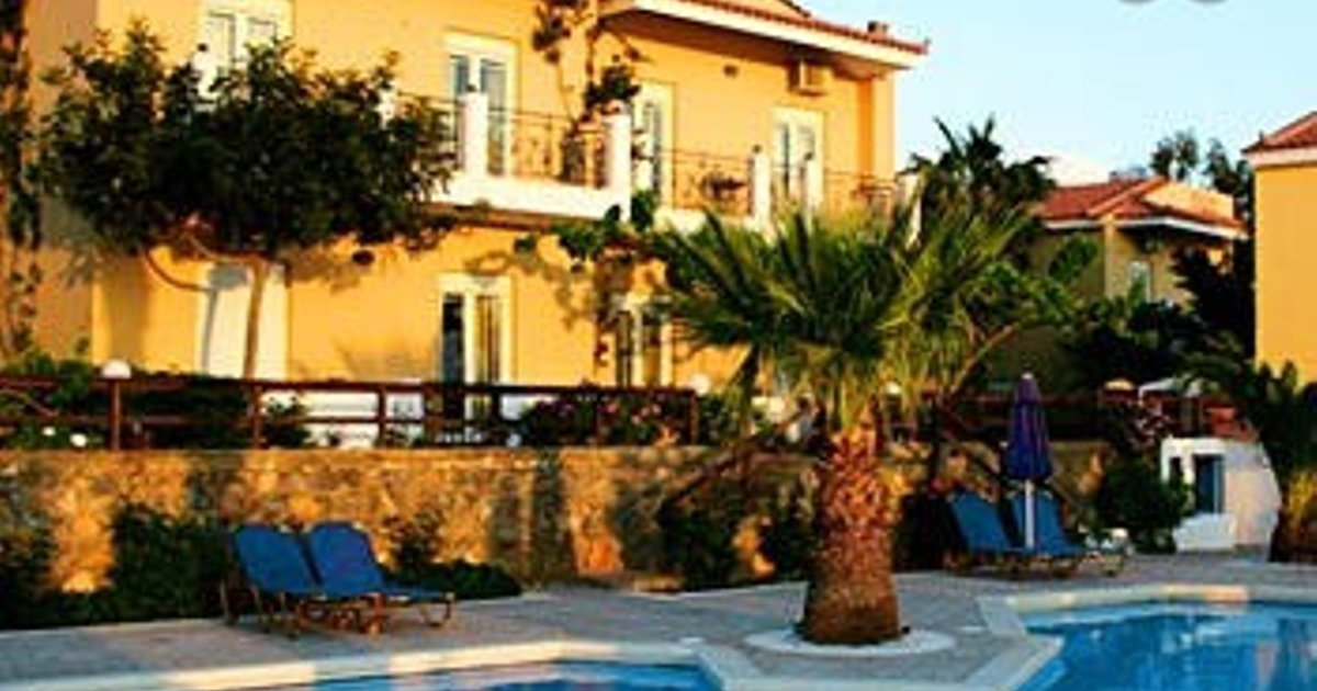 Villas in agios Nikolaos for 2