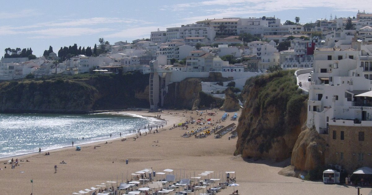 Apartment T2 Albufeira old town