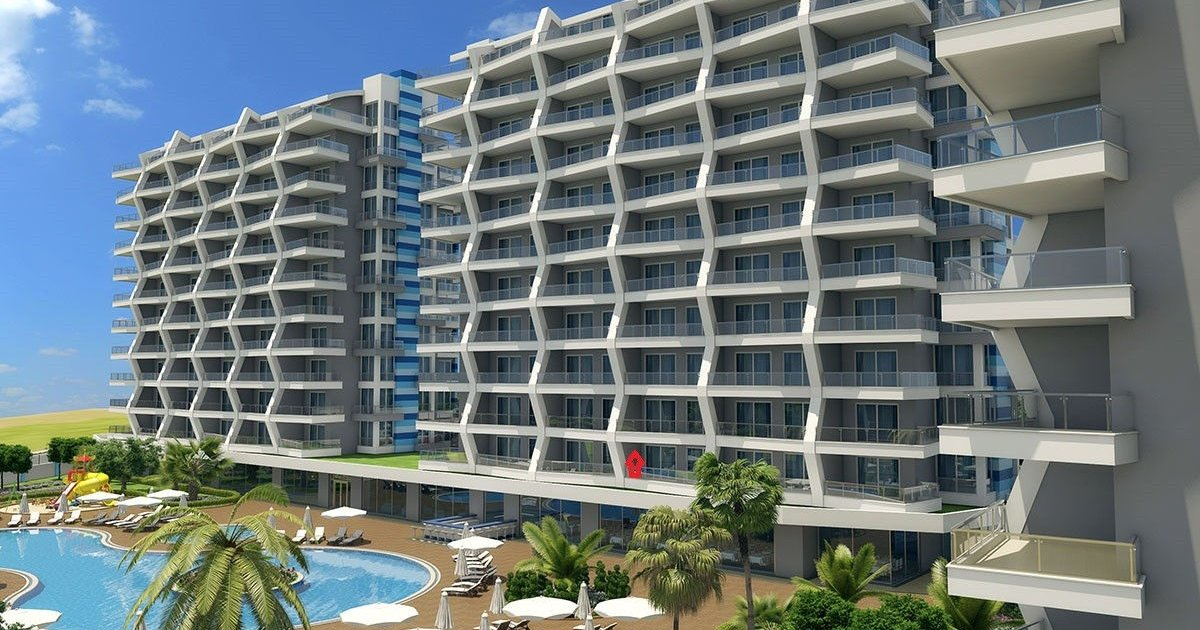 Top Modern apartment in Alanya!