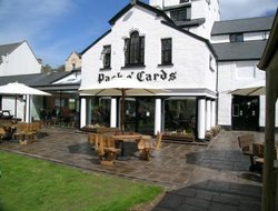 Combe Martin hotels with restaurants