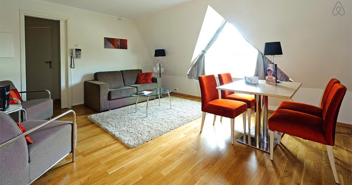 Apartment in the centre of Tromso