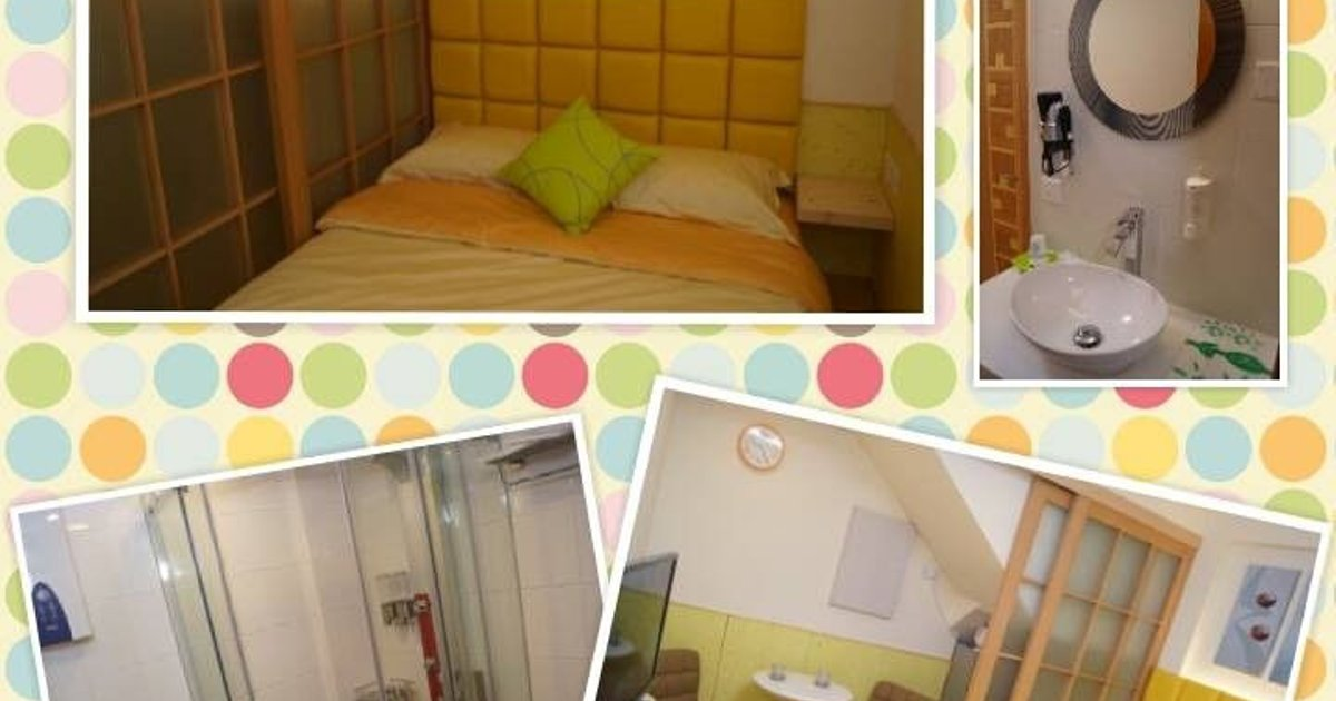 Cheung Chau Guesthouse - Room for 2