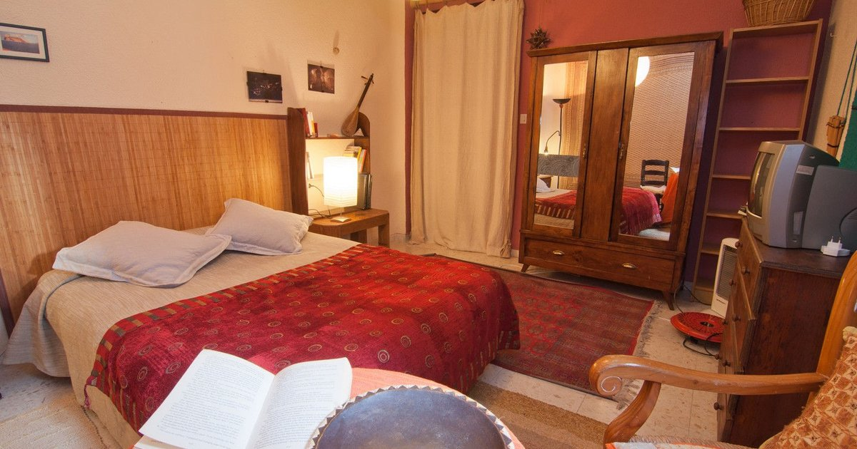 Double room in the heart of Granada