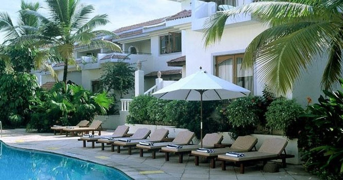 Luxurious Beach Resort in Goa