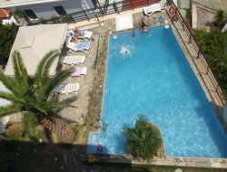 Skopelos Island hotels with swimming pool