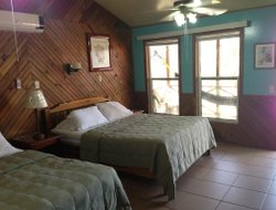 Roatan Island hotels with sea view