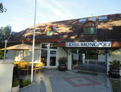 Top-3 hotels in the center of Balatonalmadi