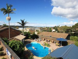 Merimbula hotels for families with children