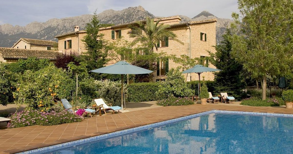 Finca Hotel Ca's Curial Adults Only