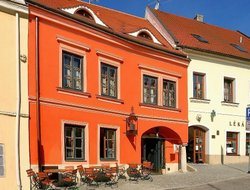 Top-4 hotels in the center of Mikulov