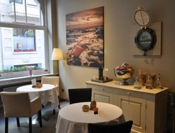 Oostende hotels with restaurants