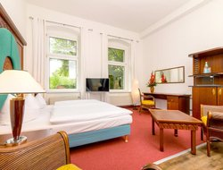 Cottbus hotels with restaurants