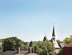 Top-5 hotels in the center of Detmold