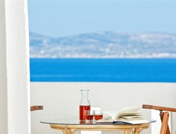 Stelida hotels with sea view