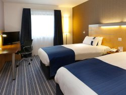 Top-7 hotels in the center of Stevenage