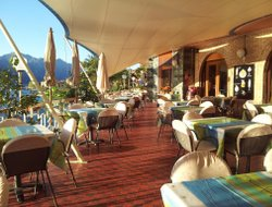 Brenzone hotels with restaurants