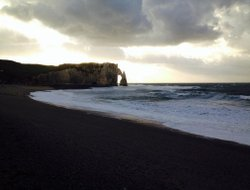 Etretat hotels with sea view