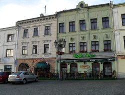 Top-6 hotels in the center of Frydek-Mistek