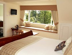 Top-3 romantic Banchory hotels