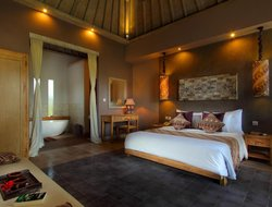 The most expensive Ubud hotels