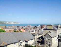 Swanage hotels with sea view