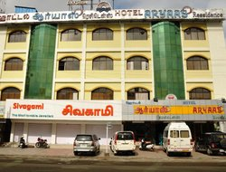 Top-5 hotels in the center of Tirunelveli