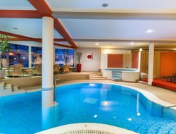 Scena hotels with swimming pool