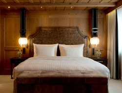 Gstaad hotels with restaurants