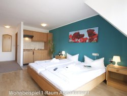 Sassnitz hotels with restaurants