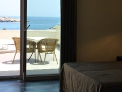 Lampedusa Village hotels with sea view