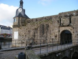 Top-8 hotels in the center of Concarneau